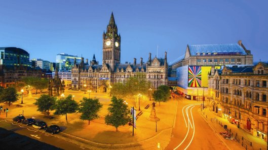 Manchester-Town